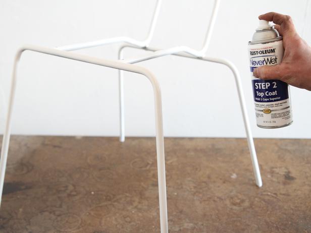 Как сделать из стула скамейку