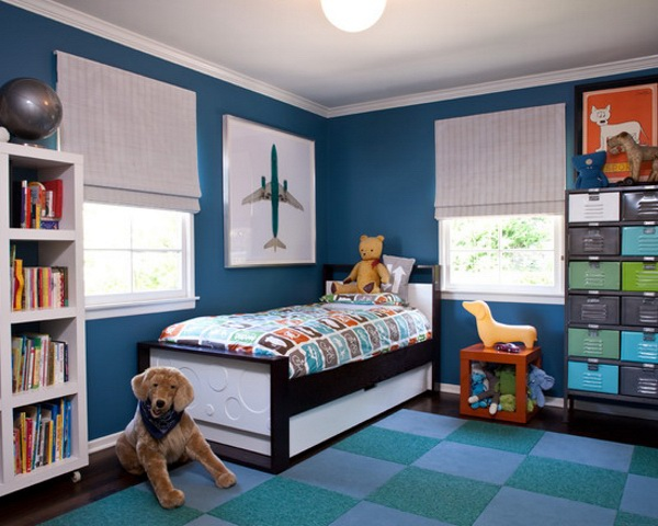 Teen boy bedroom paint ideas