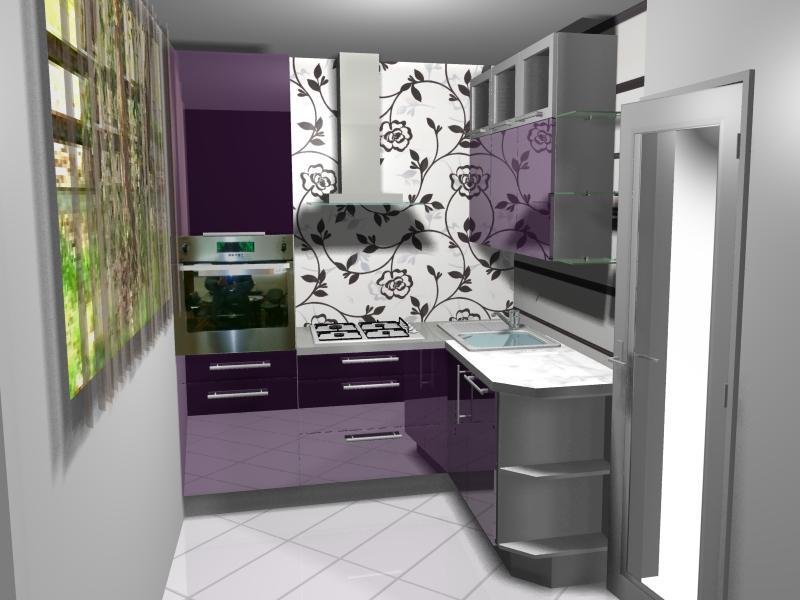 Идеи для дизайна кухни маленькой