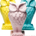 Ваза Owl Pastel Assorted