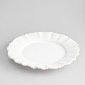ASSIETTE PLATE CLEMENCE