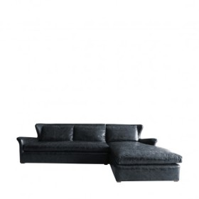 Диван WINSLOW LEATHER & WOOL SECTIONAL