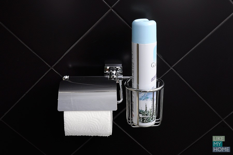 Держатель для дезодоранта в туалет своими руками