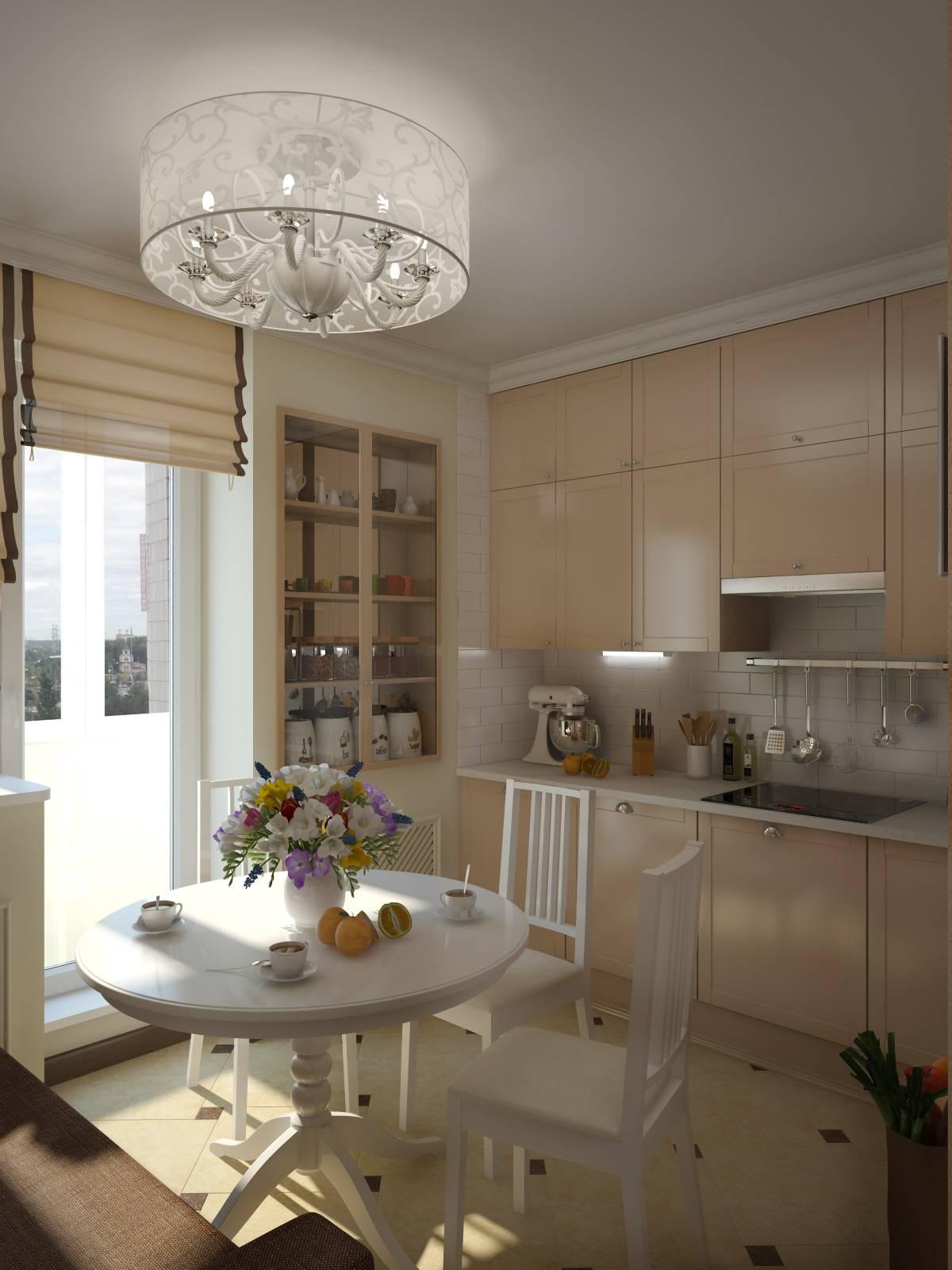 Дизайн двухкомнатной типовой квартиры