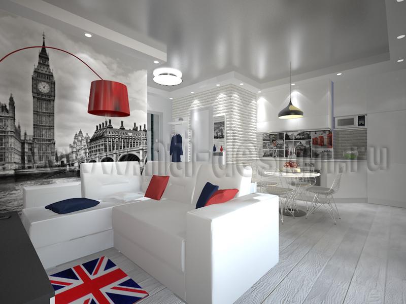 Дизайн лондонского