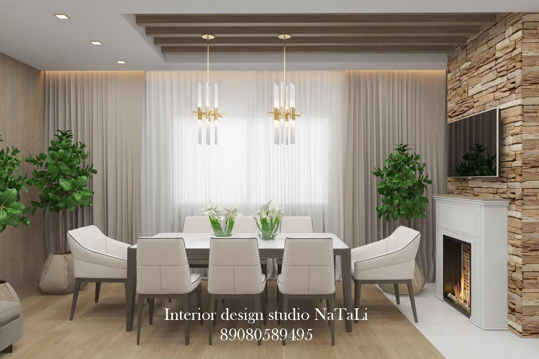 дизайн интерьера частного дома 3
