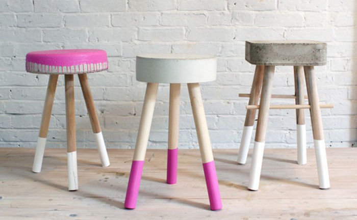 How to Make Concrete Furniture  Concrete Exchange