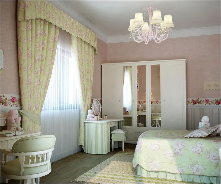 Расстановка мебели в комнате 3 на 3 метра