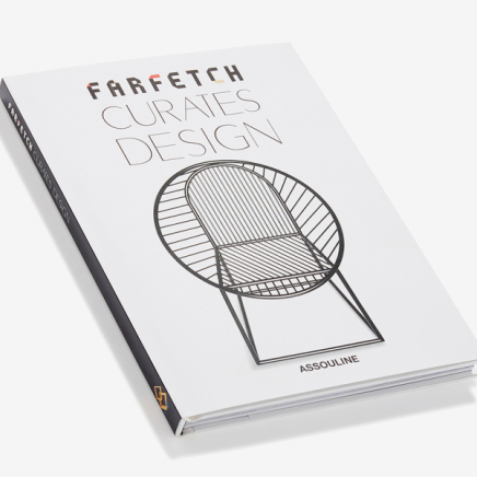 Книга дня: Farfetch Curates: Design