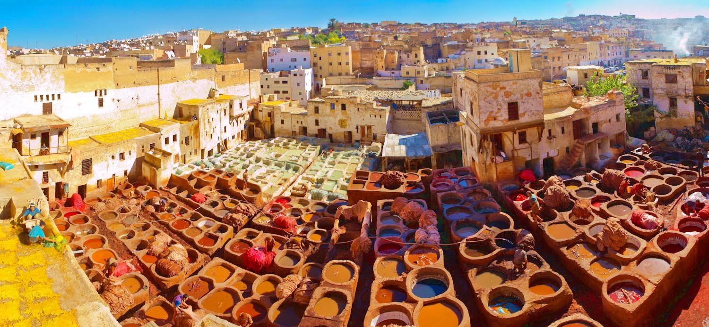Марокко - земля, непотопляемая во времени!